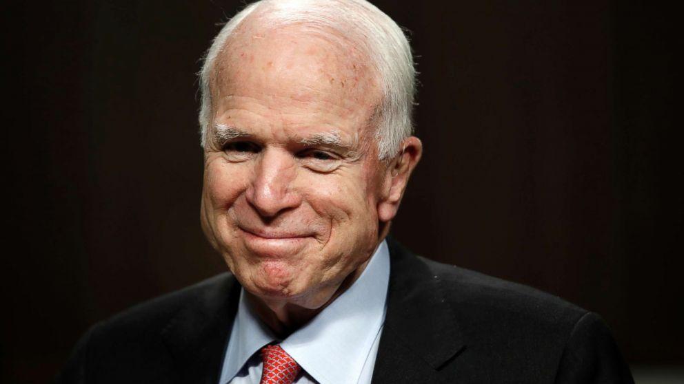 Sen. John McCain's diagnosis: What to know about glioblastoma