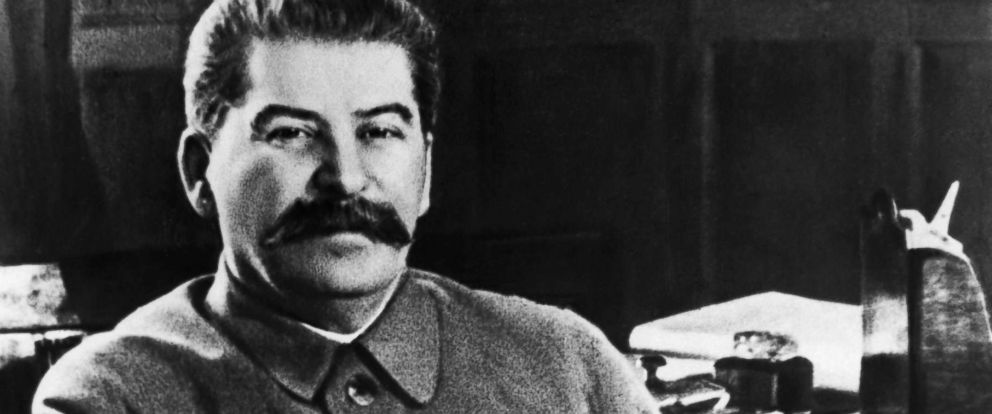 PHOTO: Joseph Stalin is pictured in this undated file photo.