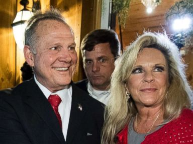 Roy Moore's wife: 'One of our attorneys is a Jew'