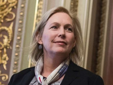 Sen. Gillibrand says she took Trump's 'do anything' remark as sexual innuendo