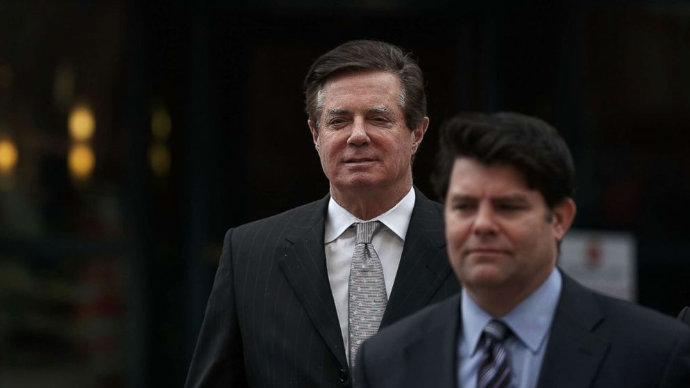 Federal judge: Paul  Manafort  faces 'very real possibility' of spending rest of life in prison