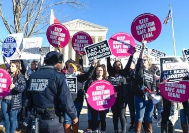 Where US abortion laws stand 45 years after Roe v. Wade