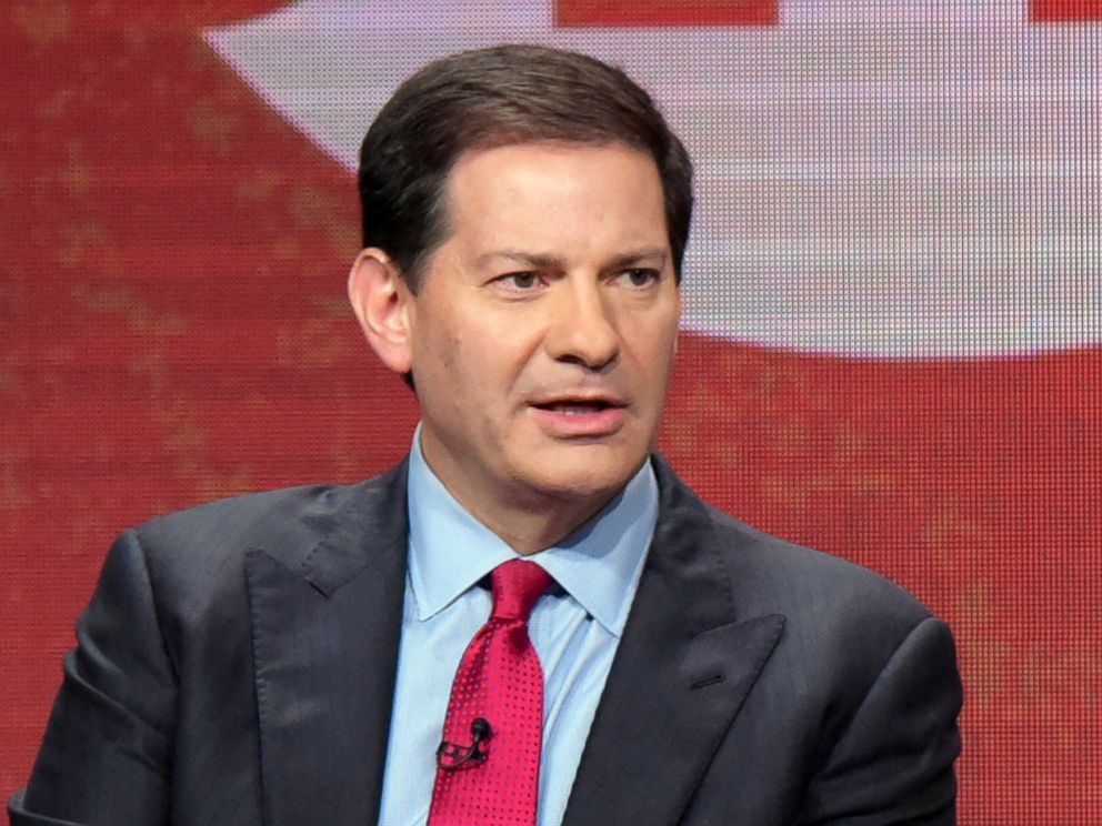 PHOTO: Author and producer Mark Halperin appears at the Showtime Critics Association summer press tour in Beverly Hills, Calif. on Aug. 11, 2016.