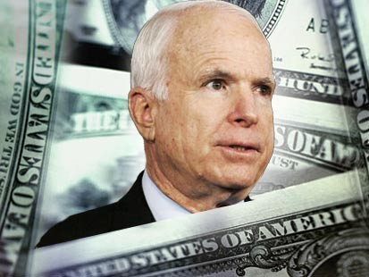 McCain Money