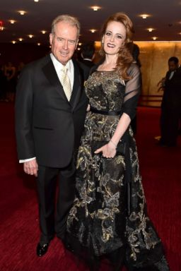 PHOTO: Robert Mercer and Rebekah Mercer attend the 2017 TIME 100 Gala at Jazz at Lincoln Center, April 25, 2017, in New York.