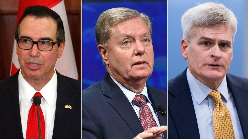 'This Week' Transcript 9-24-17: Treasury Secretary Steven Mnuchin, Sen. Bill Cassidy, and Sen. Lindsey Graham