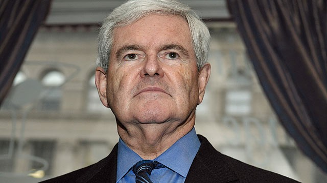 PHOTO: Newt Gingrich, former speaker of the United States House of Representatives.