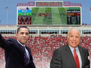 Obama / McCain - Nebraska