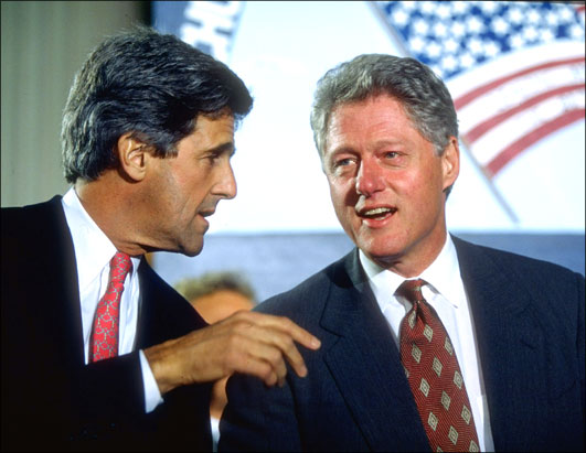 Kerry/Clinton