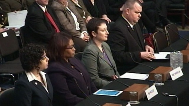 VIDEO: Three women and one man share personal stories with subcommittee.