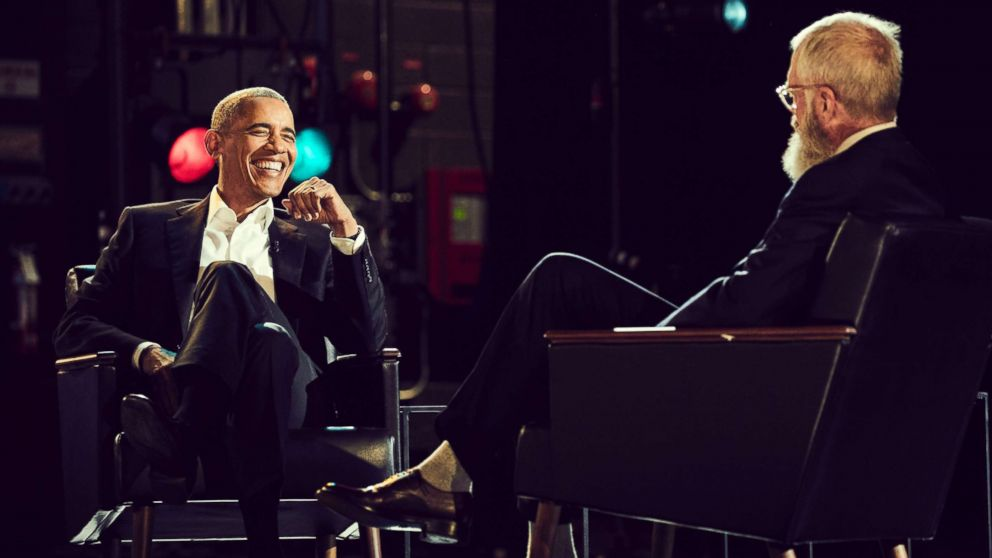 US's biggest challenge is country not sharing same set of facts, Obama  tells Letterman