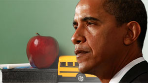 Barack Obama on education back-to-school-message.