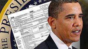 Photo: President Barack Obamas proposed tax code changes.