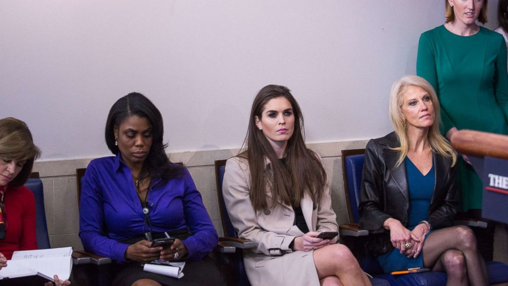 Omarosa's exit raises questions about African-American officials, diversity in Trump administration