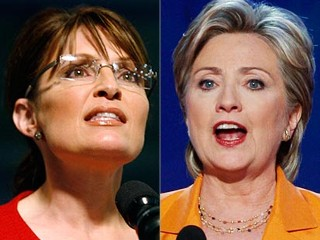 Palin / Clinton
