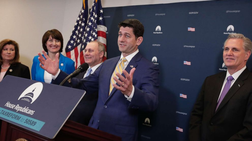 The Note: Republicans reach breaking point on tariffs