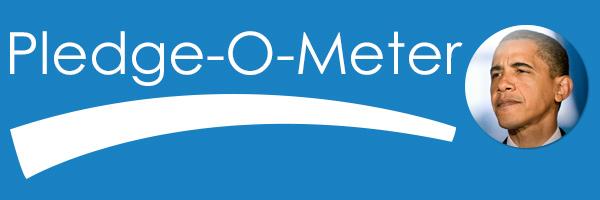 Pledge-O-Meter