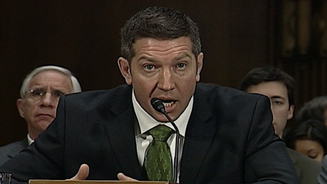 VIDEO: Sheldon Kennedy Tells Congress More Education Needed to Fight Child Sex Abuse