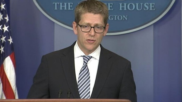 VIDEO: White House responds to questions about the seizing of correspondents phone records, emails.