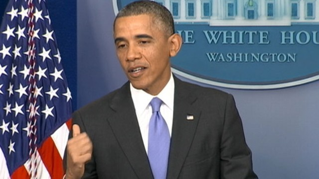VIDEO: President Obama says the health care game is far from over.