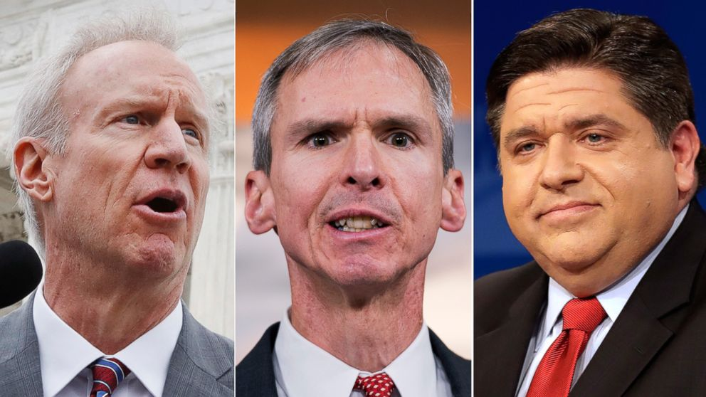 Incumbents, money triumph in several contentious Illinois primaries