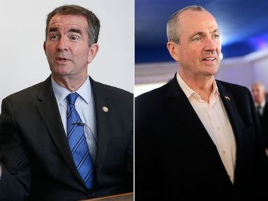 Democrats win governor's races in Virginia, New Jersey in ...