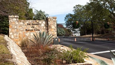 PHOTO: Gated community where Rick Perry is renting a home