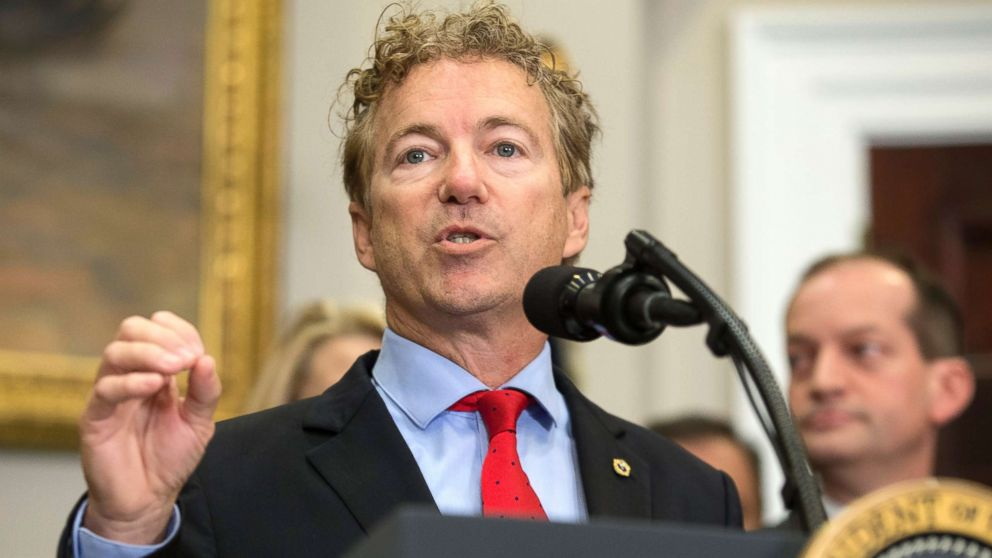 Rand Paul's rib fracture: What you need to know