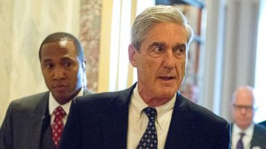 'PHOTO: Special Counsel Robert Mueller departs the United States Capitol following his closed-door meeting with top members of the U.S. Senate Committee on the Judiciary in Washington, D.C., June 21, 2017.' from the web at 'http://a.abcnews.com/images/Politics/robert-mueller-ap-jt-171031_16x9t_384.jpg'