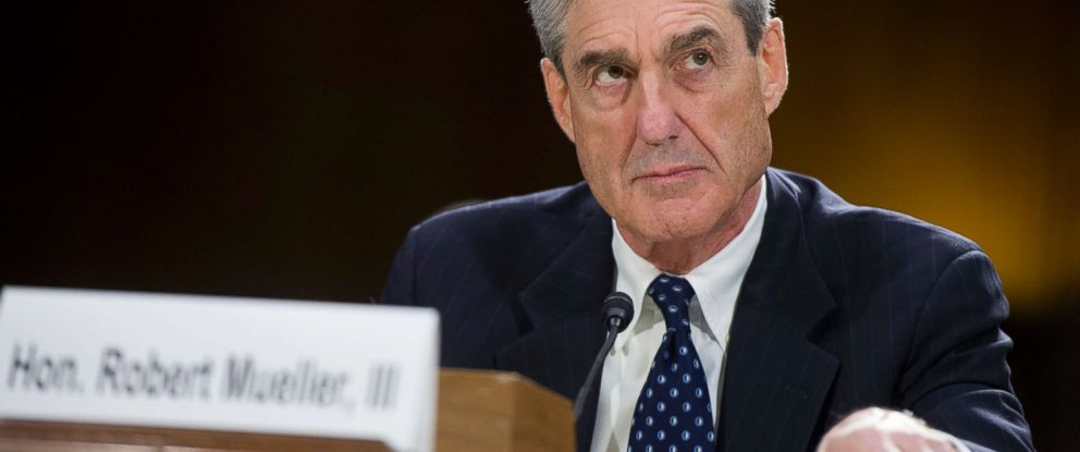 PHOTO: FBI Director Robert Mueller testifies before a Senate Judiciary Committee hearing in Washington, D.C., June 19, 2013.