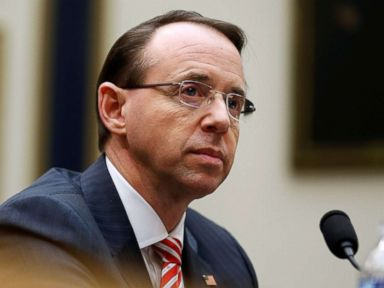 Rosenstein defends Mueller, FBI; pushes back at suggestion of bias in Russia probe