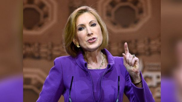 rt carly fiorina jc 140703 16x9 608 GOP Fights War on Women Stamp with Battleground States Recruiting Effort