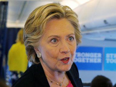 Clinton Slams Trump for Questioning His Debate Microphone
