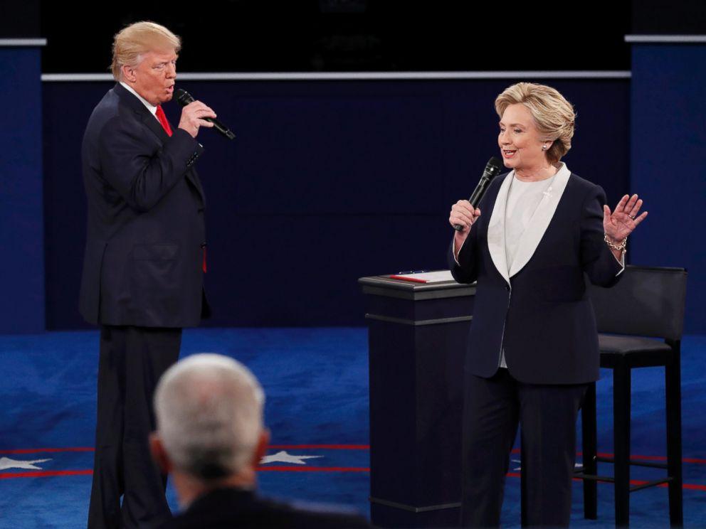 news ready clinton trump debate