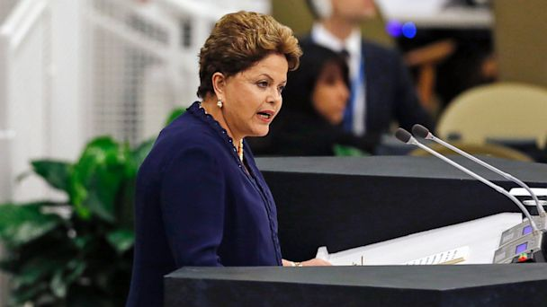 rt dilma rousseff ll 130924 16x9 608 Brazils Rousseff Trashes US Over NSA Spying