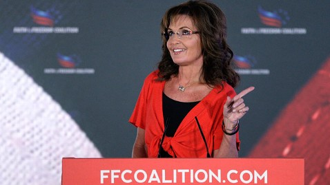 Sarah Palin at Faith and Freedom
