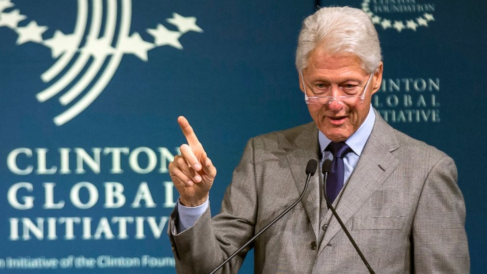 Memo describes Bill Clinton's business ventures, fundraising