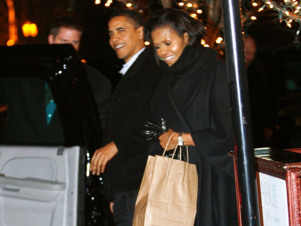 how the obamas have celebrated valentine 39 s day abc news