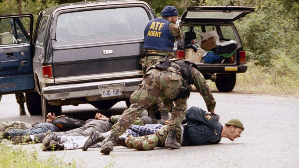 Ruby Ridge Siege 25 Years Later A Rallying Cry For