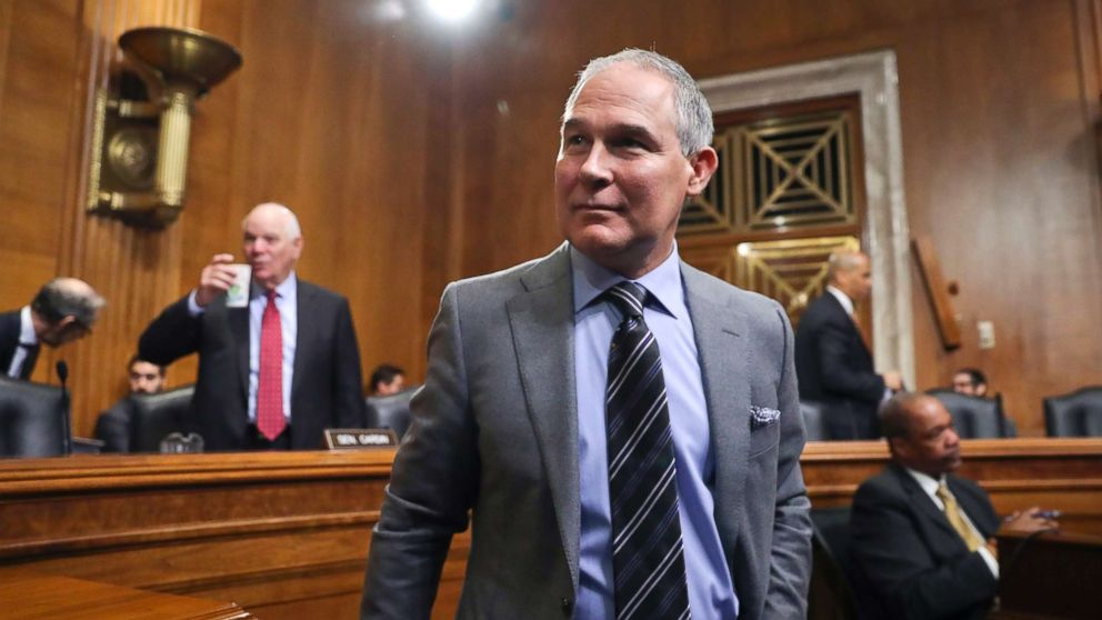 Scott Pruitt's landlord in controversial deal wasn't allowed to rent out room: Officials