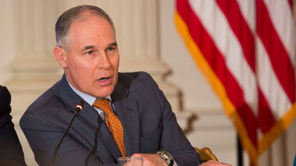EPA spent more than $43,000 on a 'secure phone booth' for Scott Pruitt's office