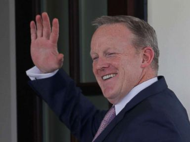 Spicer feeling 'relieved' after resignation as White House press secretary