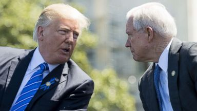 Inside the frayed relationship between Trump and Sessions