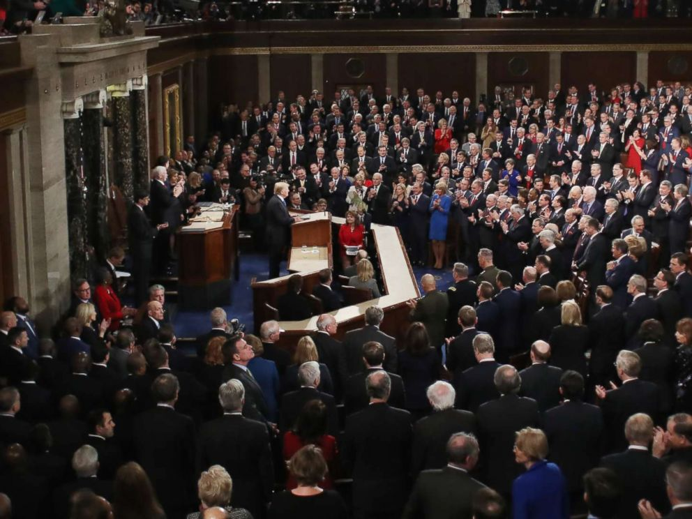State of the union fact check what donald trump is Donald trump residence address