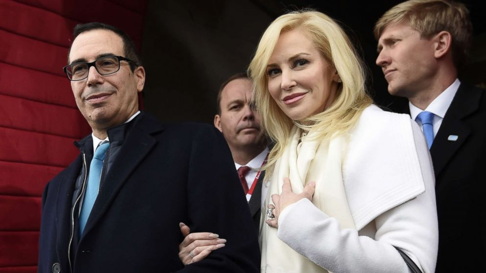 abcnews.go.com - Treasury Secretary requested government jet for European honeymoon