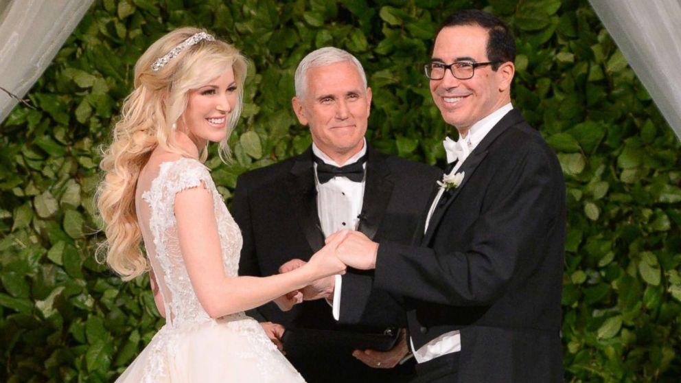 Treasury Secretary requested government jet for European honeymoon