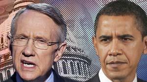 Reid / Obama / stimulus Bill