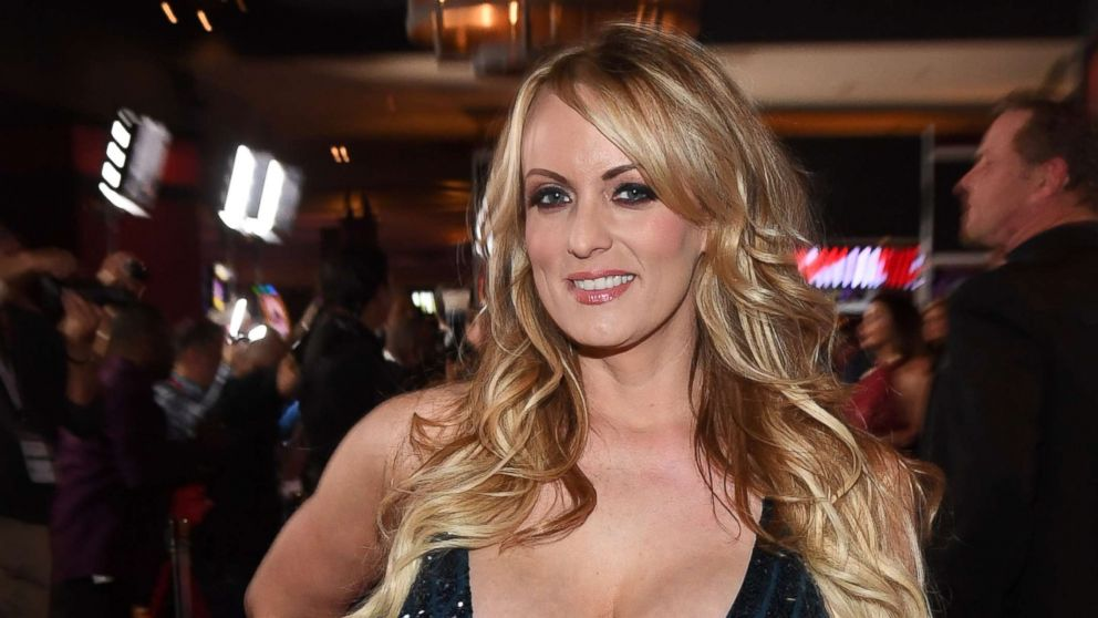 Stormy Daniels physically threatened over Trump - lawyer
