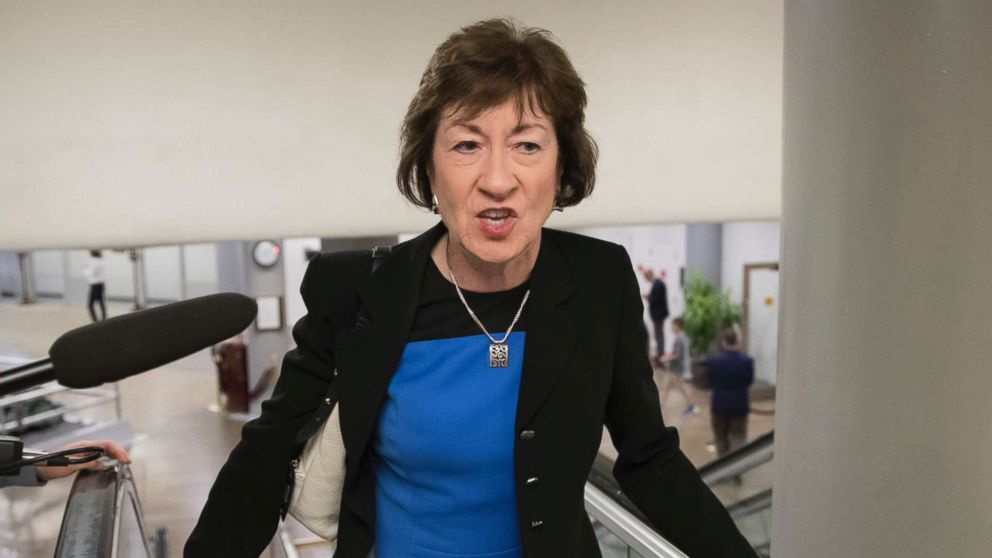 GOP bill would 'jeopardize the very existence of rural hospitals and nursing homes': Collins