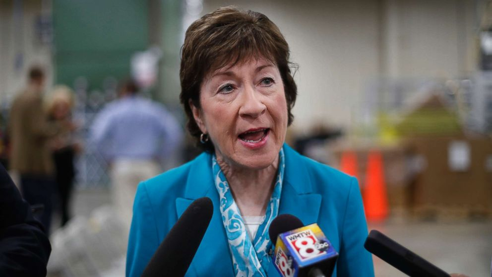 Collins to vote 'no' on Graham-Cassidy bill, likely dooming it